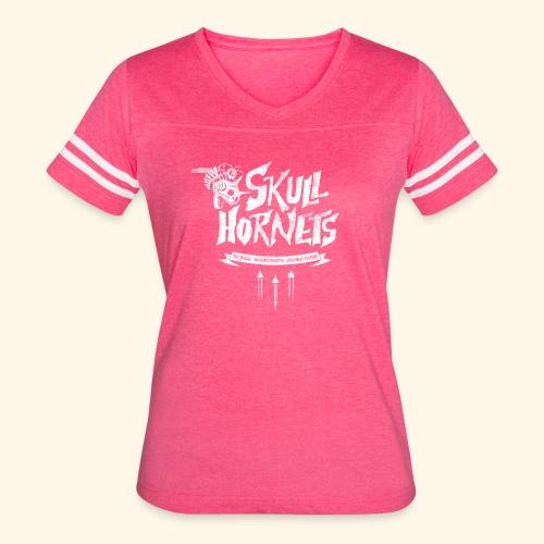 skull hornets - Women's Vintage Sport T-Shirt