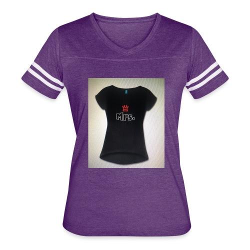 Mrs and Mr t-shirt - Women's Vintage Sport T-Shirt