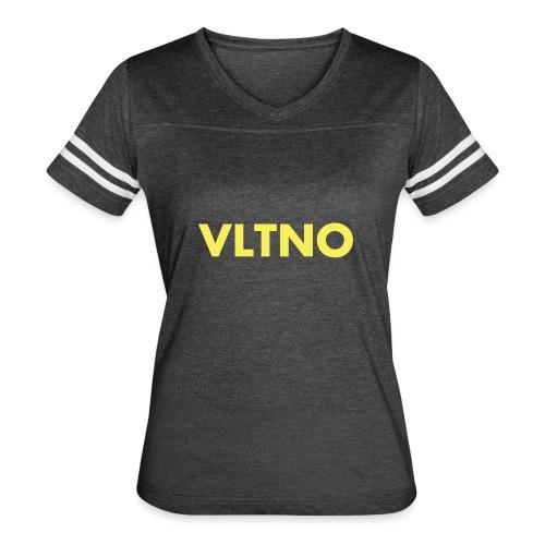 VLTNO LOGO - Women's Vintage Sport T-Shirt