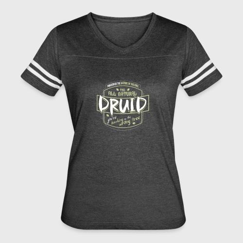 Druid Class Fantasy RPG Gaming - Women's Vintage Sport T-Shirt