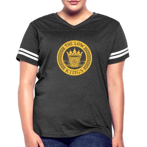 Gold logo - Women's Vintage Sport T-Shirt
