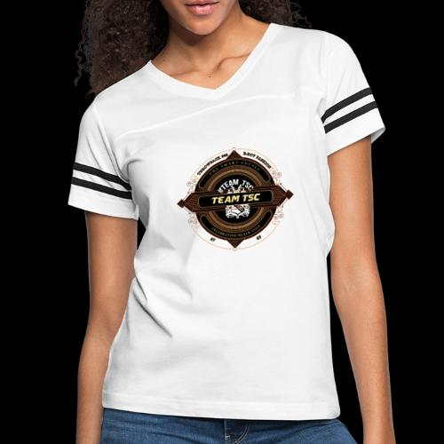 Design 9 - Women's Vintage Sport T-Shirt