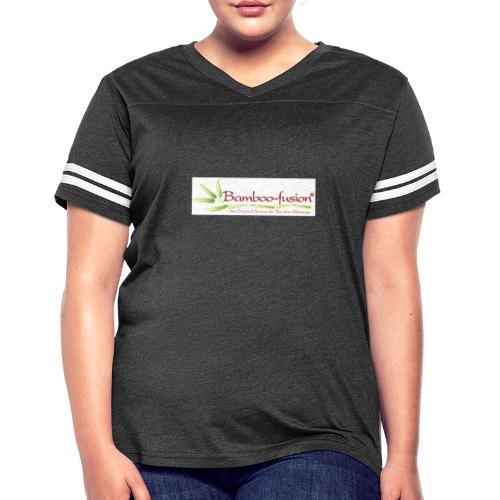 Bamboo-Fusion company - Women's Vintage Sport T-Shirt