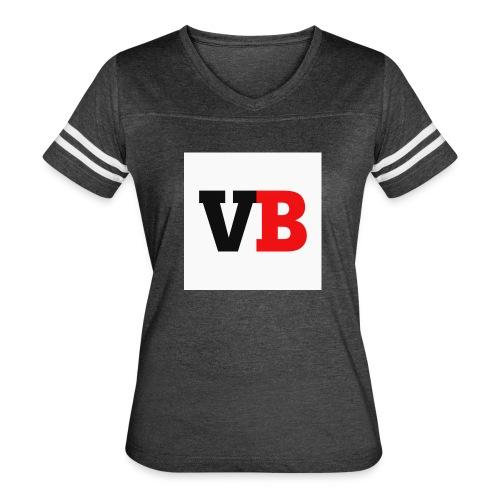 Vanzy boy - Women's Vintage Sport T-Shirt