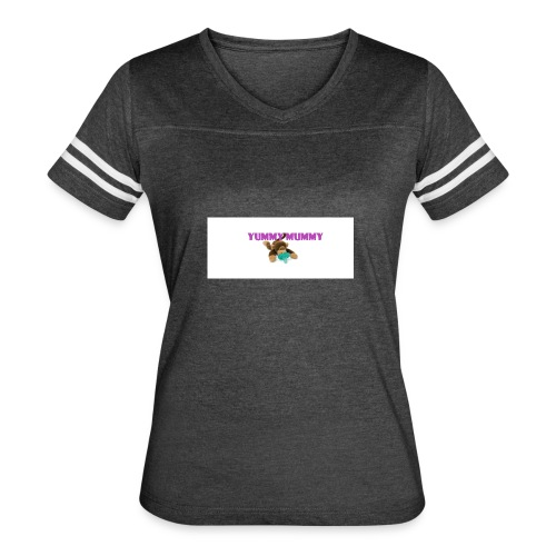 YUMMY MUMMY - Women's Vintage Sport T-Shirt