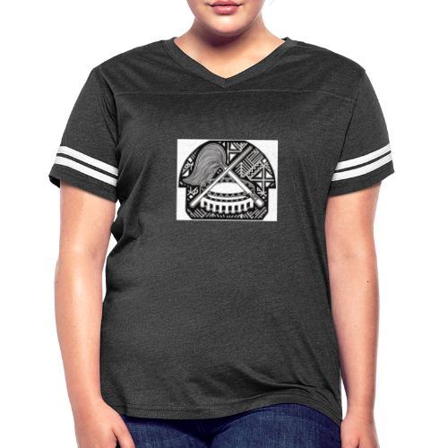 Samoa Mo Samoa - Women's Vintage Sport T-Shirt