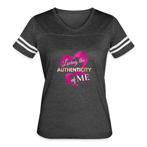 The Tru YOU Collection by Miss BJB - Women's Vintage Sport T-Shirt