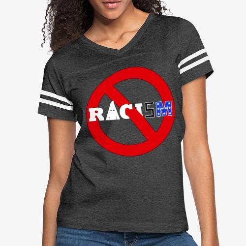 No Racism - Women's Vintage Sport T-Shirt