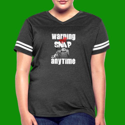 Might Snap Photography - Women's Vintage Sports T-Shirt