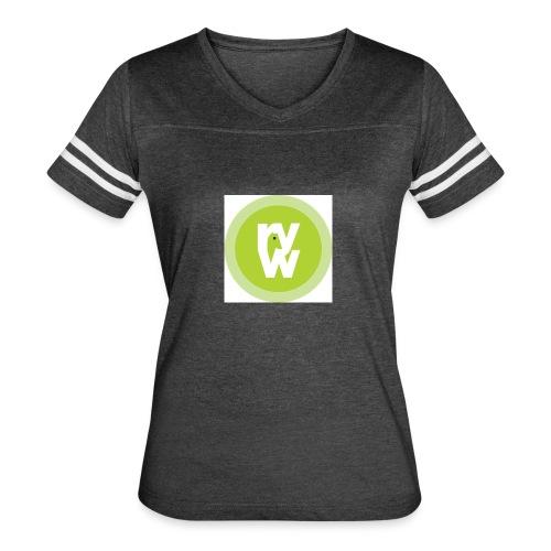 Recover Your Warrior Merch! Walk the talk! - Women's Vintage Sport T-Shirt