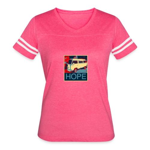 CLASSIC van SURF BUS TSHIRT HATS HOODIES - Women's Vintage Sport T-Shirt