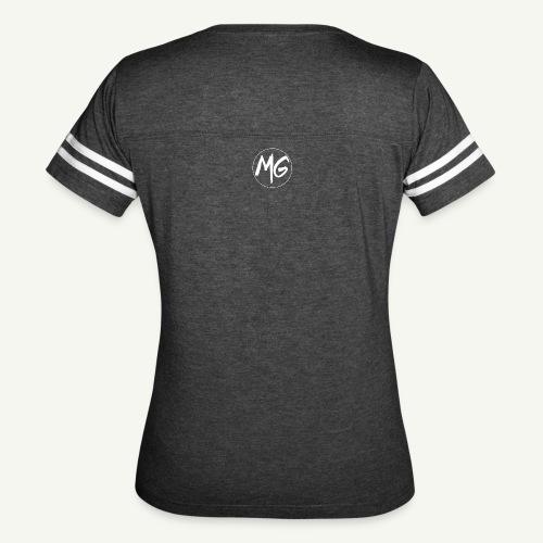 Malakye Grind Rock'n'Roll is Black Series LOGO - Women's Vintage Sport T-Shirt