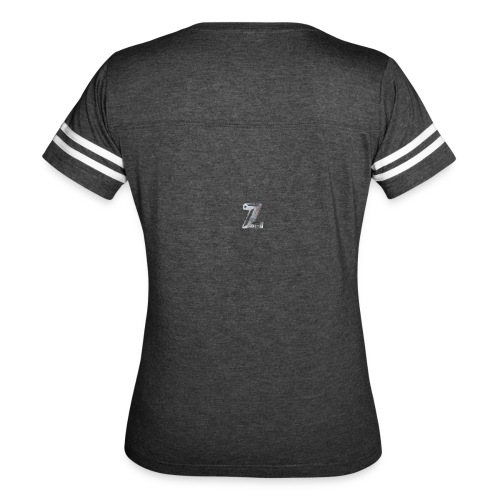 Zawles - metal logo - Women's Vintage Sport T-Shirt