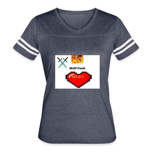 first merch - Women's Vintage Sport T-Shirt