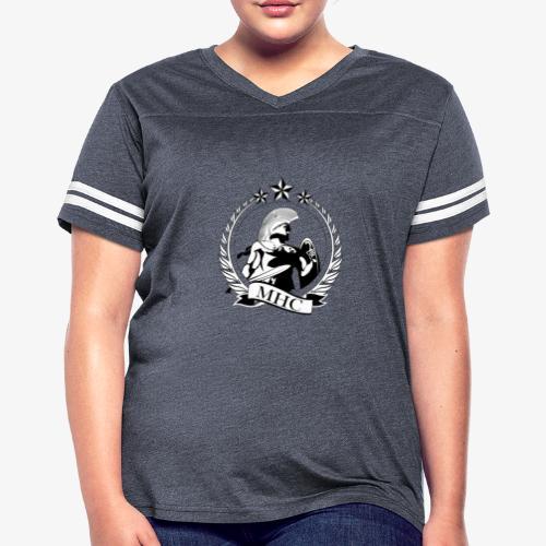 MHC - Banner - Women's Vintage Sport T-Shirt