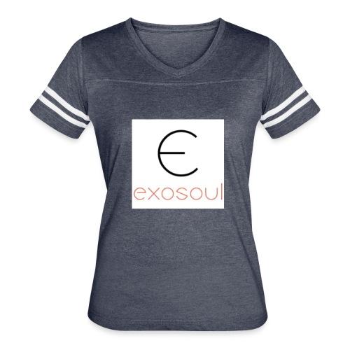exosoul2.0 - Women's Vintage Sport T-Shirt