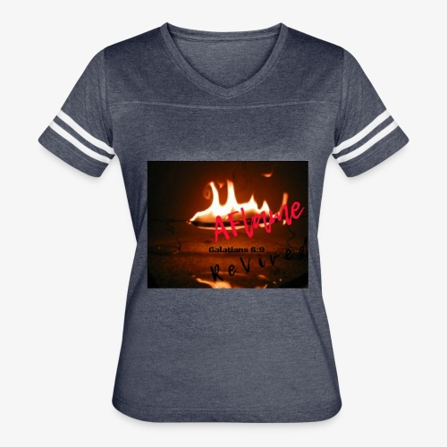 A Flame Revived - Women's Vintage Sport T-Shirt