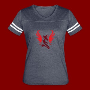 LiftCastTV Subdued - Women's Vintage Sport T-Shirt