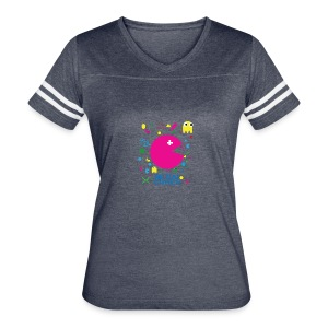 RETRO GAMER - Women's Vintage Sport T-Shirt
