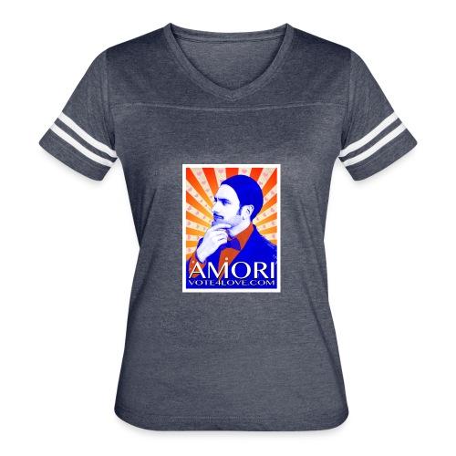 Amori_poster_1d - Women's Vintage Sport T-Shirt