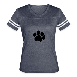 Black Paw Stuff - Women's Vintage Sport T-Shirt