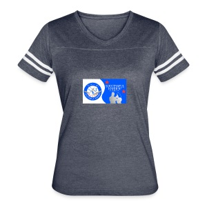 Official Successful Barber - Women's Vintage Sport T-Shirt