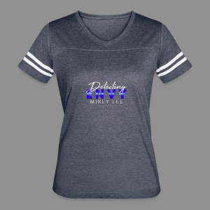 DETECTING ENVY TITLE - Women's Vintage Sport T-Shirt
