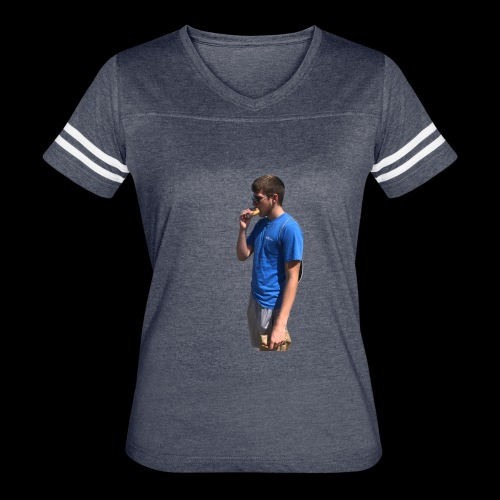 Donut Kade - Women's Vintage Sport T-Shirt