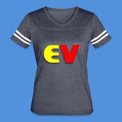 Entoro Vace Logo - Women's Vintage Sport T-Shirt