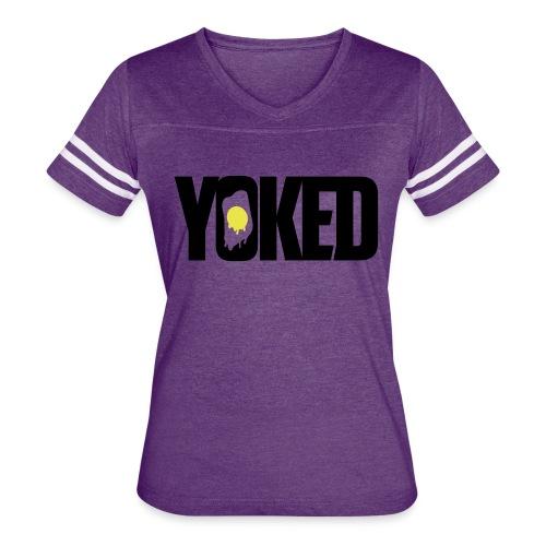YOKED - Women's Vintage Sport T-Shirt