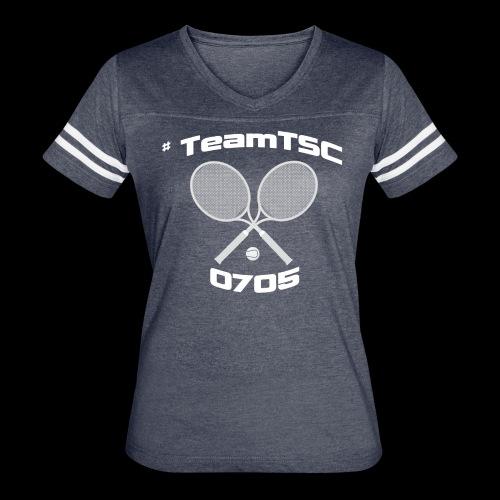 TSC Tennis - Women's Vintage Sport T-Shirt