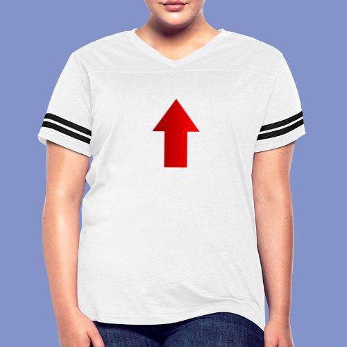 Self-Describing T-Shirt - Women's Vintage Sport T-Shirt