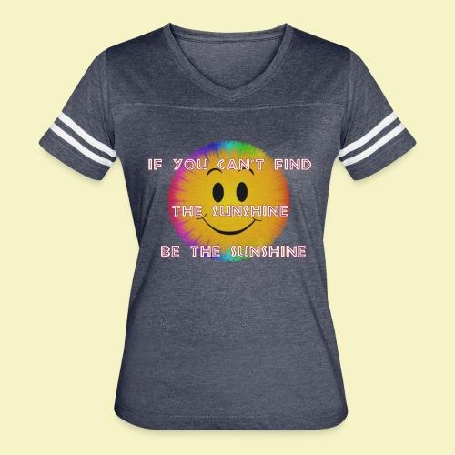 Sunshine - Women's Vintage Sport T-Shirt