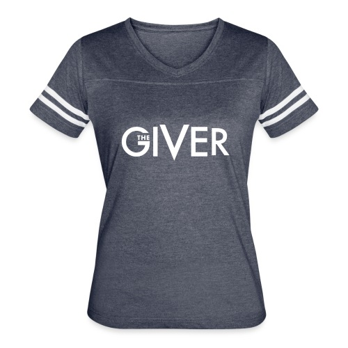 The Giver - Women's Vintage Sport T-Shirt