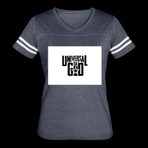 UNIVERSALDAGOD Clothing - Women's Vintage Sport T-Shirt