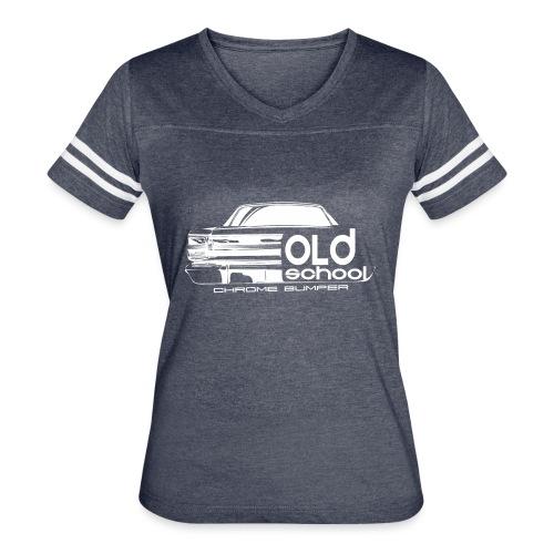 xy silo - Women's Vintage Sport T-Shirt
