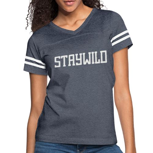 STAYWILD - Women's Vintage Sport T-Shirt