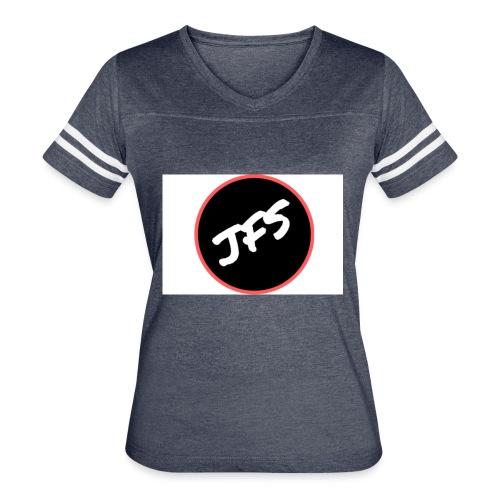 Jfs - Women's Vintage Sport T-Shirt