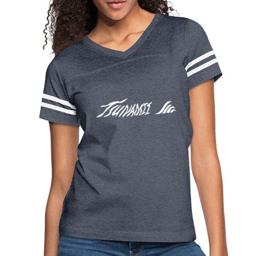Tsunamii - Women's Vintage Sport T-Shirt