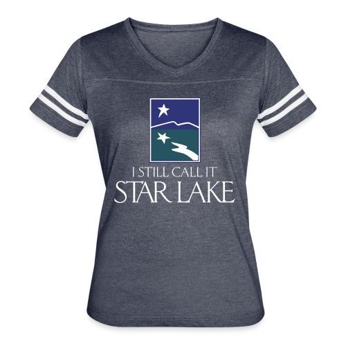 Still Call It_on color - Women's Vintage Sport T-Shirt