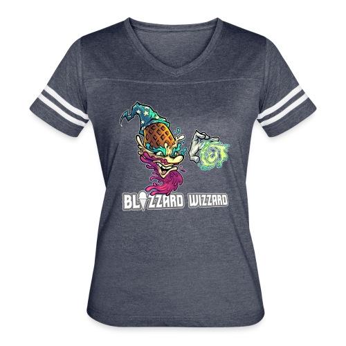 Blizzard Wizzard [Variant] - Women's Vintage Sport T-Shirt