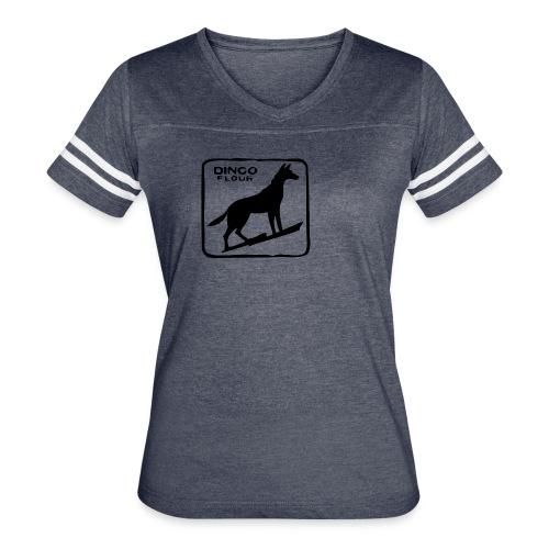 Dingo Flour - Women's Vintage Sport T-Shirt