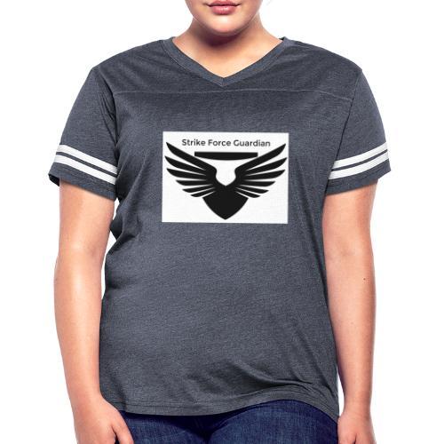 Strike force - Women's Vintage Sports T-Shirt