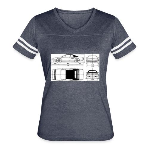 artists rendering - Women's Vintage Sport T-Shirt