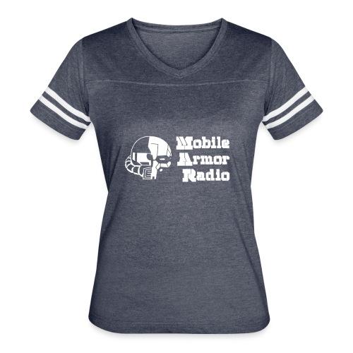MAR2 White - Women's Vintage Sports T-Shirt