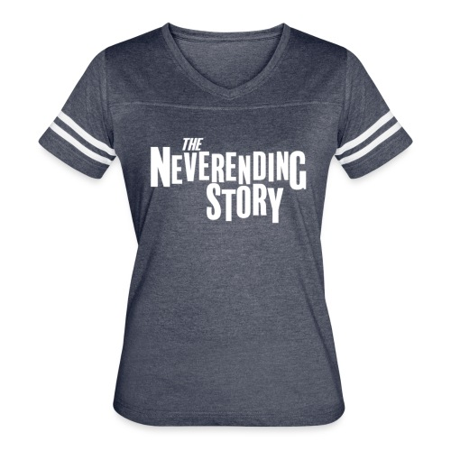 Neverending Story - Women's Vintage Sport T-Shirt