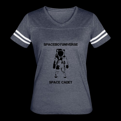 Spaceboy Universe Astronaut - Women's Vintage Sport T-Shirt