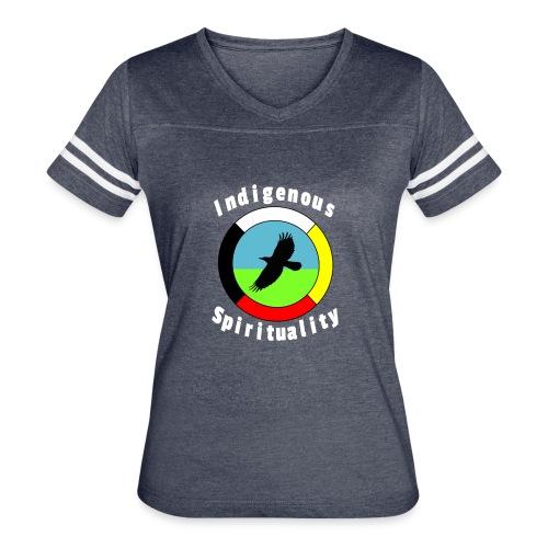Indigenousspriituality - Women's Vintage Sport T-Shirt