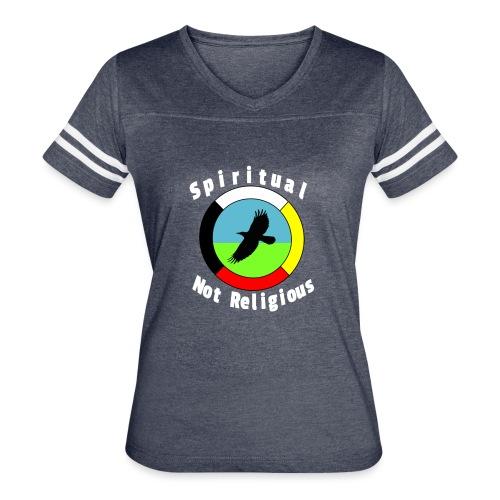 Spiritualnotreligious - Women's Vintage Sport T-Shirt