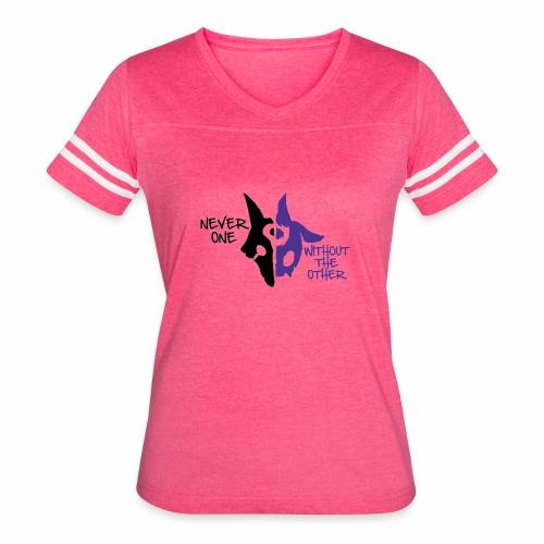 Kindred's design - Women's Vintage Sport T-Shirt